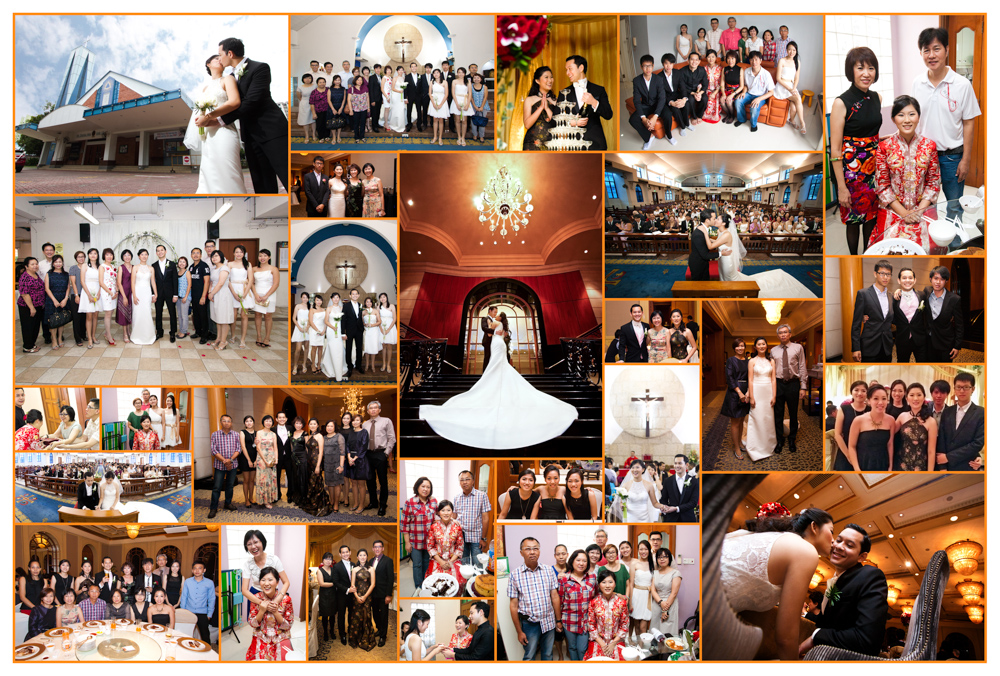 #orangemarcus #bridal #collage
