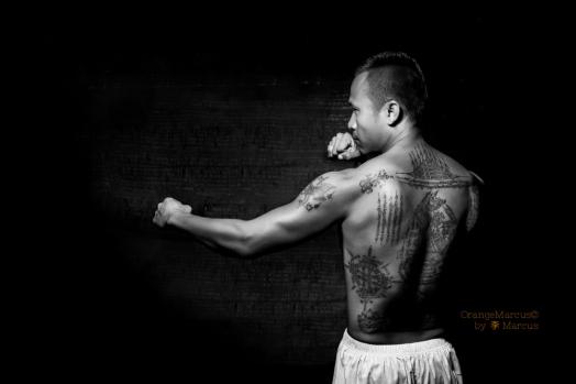 #orangemarcus #sakyant #tattoo #huahin #ajarnmeuk #cha-am