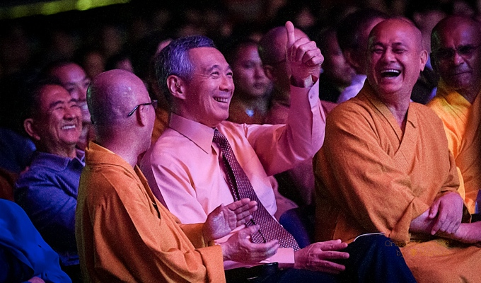 Event | SG50 Vesak Day Concert