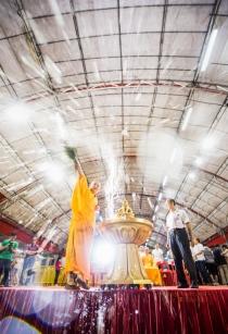 #vesakday #orangemarcus #event #kmspks