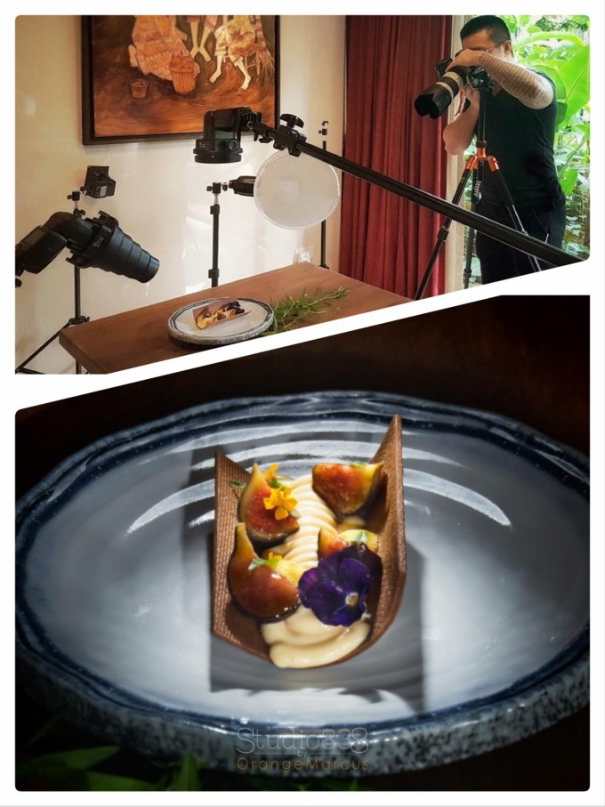 Behind-the-Scenes of My Chiaroscuro Food Photography