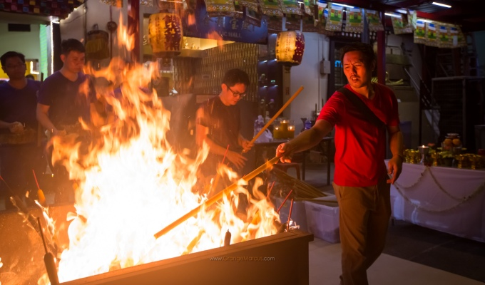 Dorje Khandro FirePuja