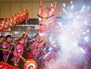 Chinese New Year's Eve Celebrations @ ThekchenCholing