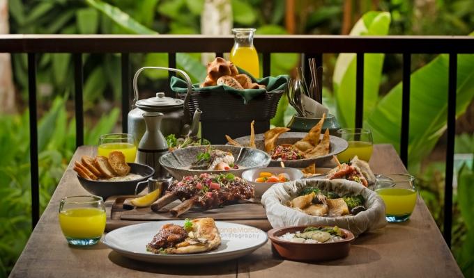 Ramadan Communal Feast